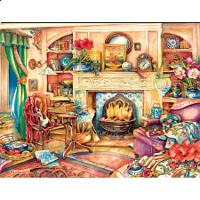 Fireside Embroidery - Large Piece Jigsaws