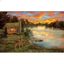 Couples Retreat - Large Piece Jigsaws