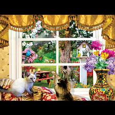Through a Window -
