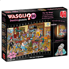 Wasgij Destiny #20 : The Toy Shop -
