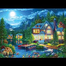 House Near the Lake -