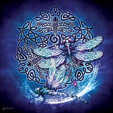 Celtic Dragonfly -