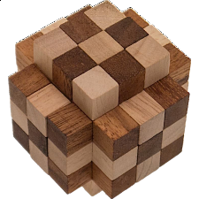 Red Cross - European Wood Puzzles