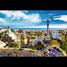 Park Guell, Barcelona -