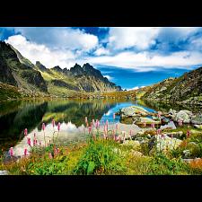 Starolesnianski Pond, Tatras, Slovakia -