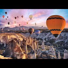 Balloons Over Cappadocia -