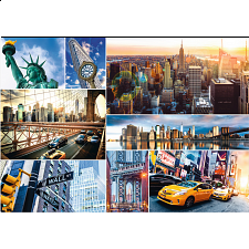 New York - Collage -
