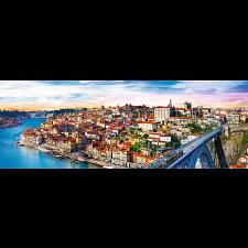 Panorama: Porto, Portugal -