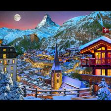 The Majestic Matterhorn -
