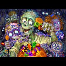 Zombies Like Candy -