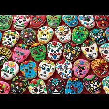 Sugar Skull Cookies -
