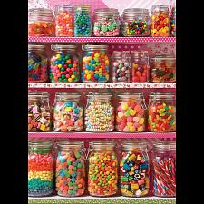 Candy Shelf -