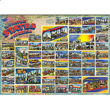Vintage American Postcards -