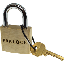 Funlock - Metal Puzzle Locks