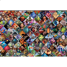 Disney Pixar: Clips - Large Piece -