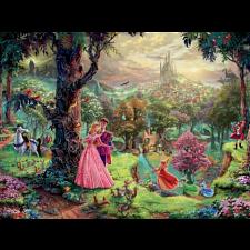 Thomas Kinkad: Disney: Sleeping Beauty -
