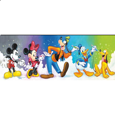 Disney Panoramic: Fab 5 -