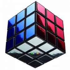 Rubik's Metallic 3x3x3 -