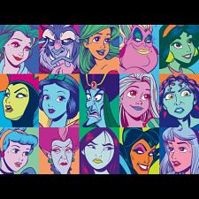 Disney Princess: Collage - Large Piece -