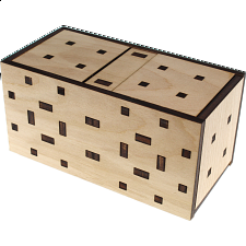 Orion Puzzle Box -