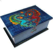 Dragon Puzzle Box - Large -