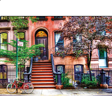 Greenwich Village, New York -