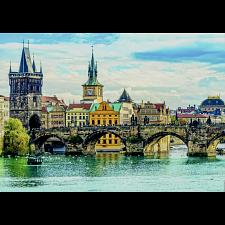 View of Prague -