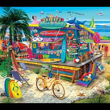Shaggy's Surf Shop -
