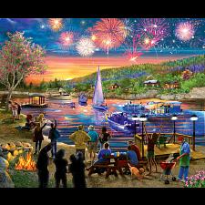 Summer Fireworks -