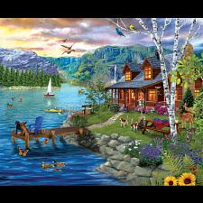 Peaceful Summer -
