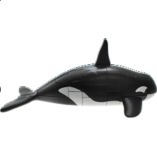 Anipuzzle - Orca (Killer Whale) -