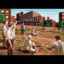 Old Time Baseball -