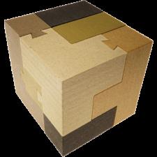 Dovetail Soma Cube -