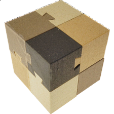 Dovetail Cube -