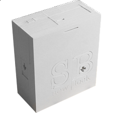 Snow Block Puzzle Box - Limited Edition -