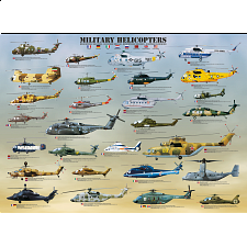 Military Helicopters -