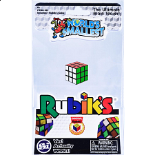 World's Smallest Rubik's Cube -