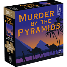 Myster Puzzle - Murder On The Nile -