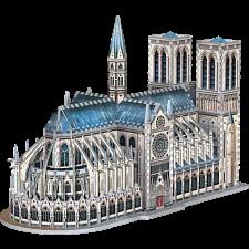 Notre-Dame de Paris - Wrebbit 3D Jigsaw Puzzle -