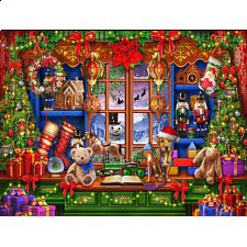 Ye Olde Christmas Shoppe -
