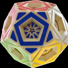 Skewby Multi-Dodecahedron Cube - Original Plastic Body -