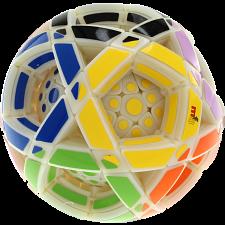 Multi Dodecahedron Ball IQ Cube - Original Plastic Body -