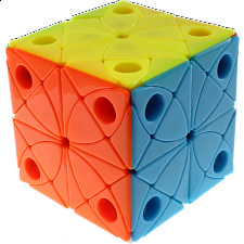 limcube Morpho Marinita-Stickerless (Skewb-Core + 2x2x2 Cutting) -