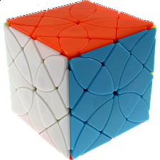 limcube Morpho Helena - Stickerless (Skewb-Core + Splited Edge) -