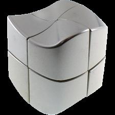 YJ 2x2x2 Wave Cube - Rose Golden -