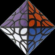 LanLan Clover Octahedron Cube - Black Body -