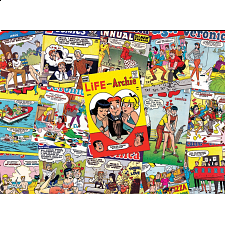 Archie: Covers - Large Piece -
