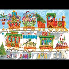 Christmas Train - Family Pieces -