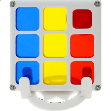 Mini Chroma Slide Puzzle -