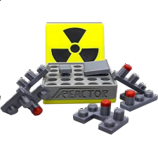 Reactor Nuclear Packing Puzzle -
